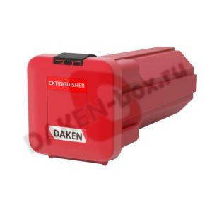 Пенал под огнетушители DAKEN SLIDEN 82412