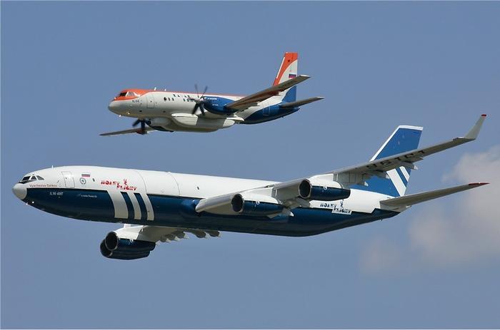 Легкий грузовой самолет РФ