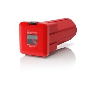 Ящик для огнетушителя SLIDEN 82420