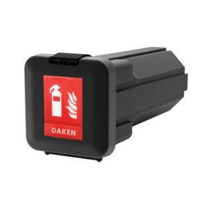 Ящик для огнетушителя SLIDEN 82411